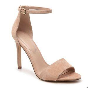 Aldo Melawet Suede Sandal Size 7